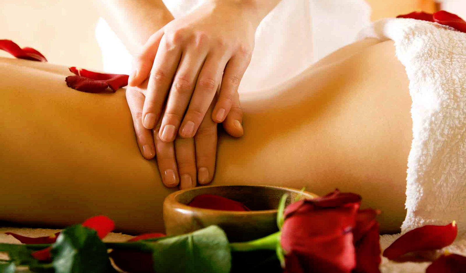 You tell, girl gets erection during massage share your